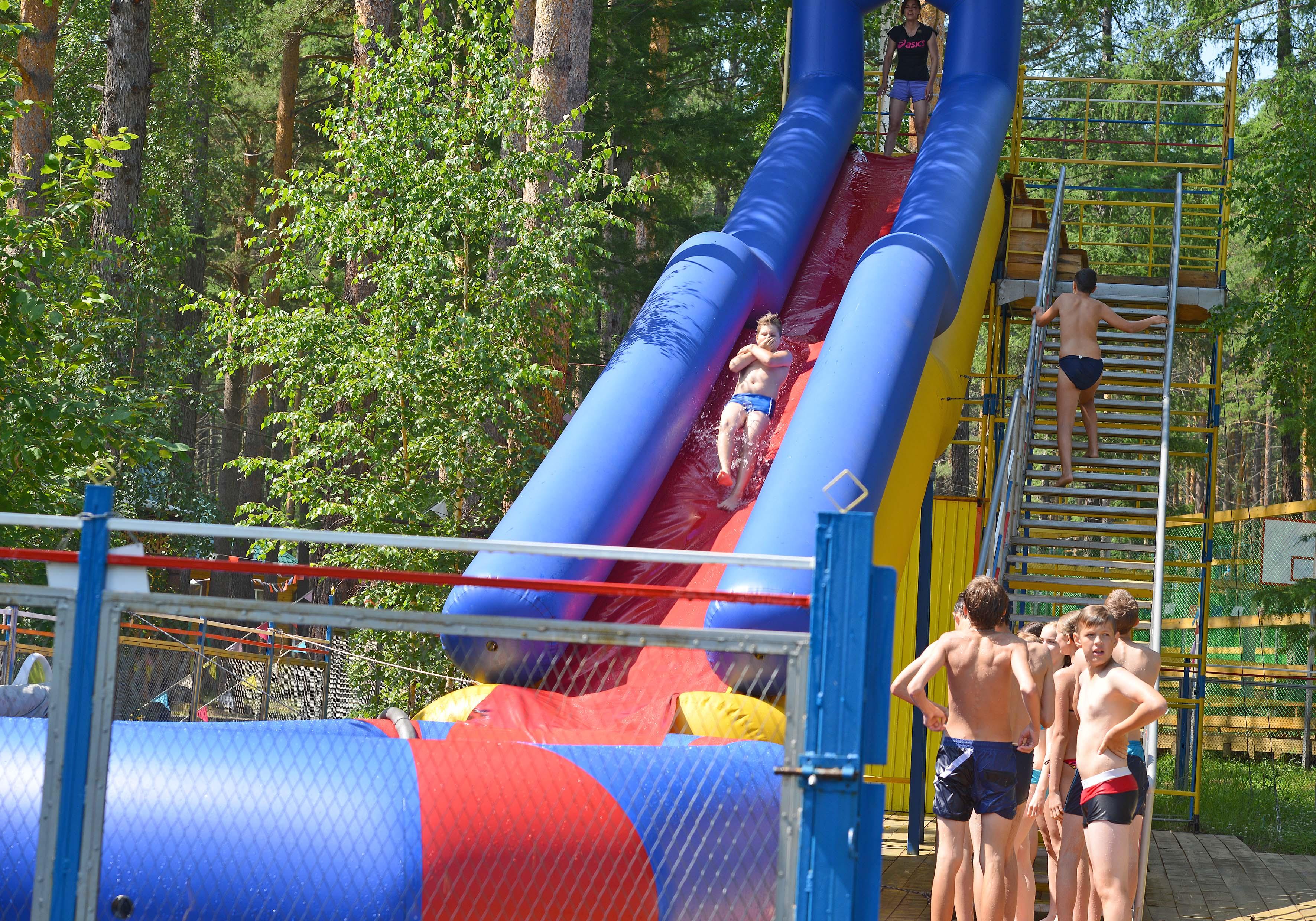 Инструкция по проверке территории летнего оздоровительного лагеря