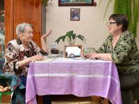Отделения социального обслуживания на дому