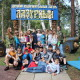 Открытие летнего сезона в дестком оздоровительном лагере «Лазурный»