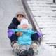Зимние забавы всем возрастам на славу!