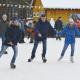 Снежные забавы на радость здоровью