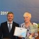 Премию Губернатора Иркутской области получила социальный работник Комплексного центра