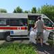 Гуманитарная помощь пострадавшим от паводка