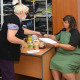 25 семей с детьми-инвалидами получили продуктовые наборы